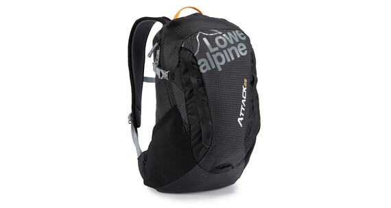 Lowe Alpine Attack 25 Daypack black/tangerine